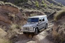 Gelandewagen Mercedes