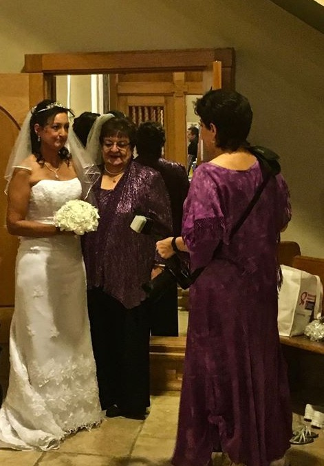 Wedding at the Basicalla od St Francis in Santa Fe