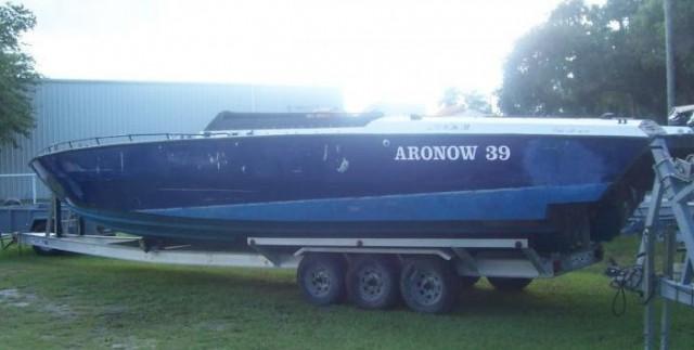 Aronow Thunder Marine