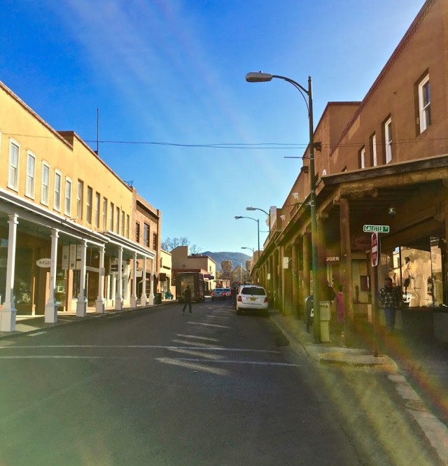 Friday AM Santa Fe New Mexico
