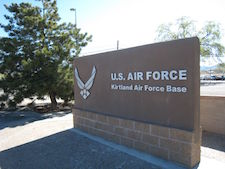 Kirtland AFB New Mexico
